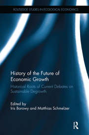 History of the Future of Economic Growth - 1st Edition book cover