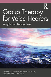 Group Therapy for Voice Hearers - 1st Edition book cover