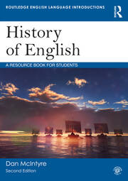 History of English - 2nd Edition book cover