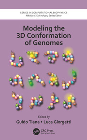 Modeling the 3D Conformation of Genomes - 1st Edition book cover