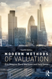 Modern Methods of Valuation - 12th Edition book cover