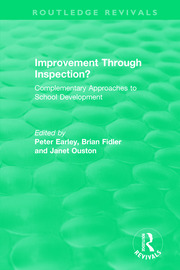 Improvement Through Inspection? - 1st Edition book cover