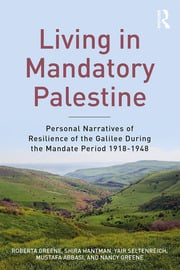 Living in Mandatory Palestine - 1st Edition book cover