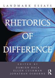 Landmark Essays on Rhetorics of Difference - 1st Edition book cover
