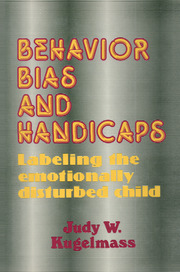 Behaviour, Bias and Handicaps - 1st Edition book cover