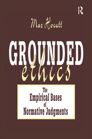 Grounded Ethics - 1st Edition book cover