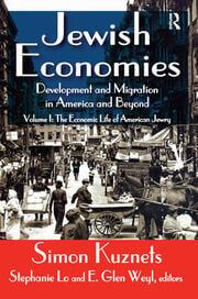 Jewish Economies (Volume 1) - 1st Edition book cover