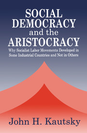 Social Democracy and the Aristocracy - 1st Edition book cover