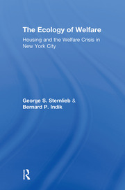 The Ecology of Welfare - 1st Edition book cover