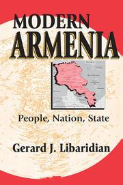Modern Armenia - 1st Edition book cover