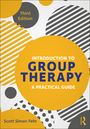 Introduction to Group Therapy - 3rd Edition book cover