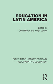 Education in Latin America - 1st Edition book cover