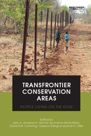 Transfrontier Conservation Areas - 1st Edition book cover