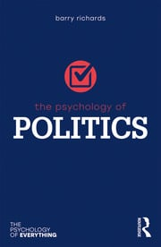 The Psychology of Politics - 1st Edition book cover