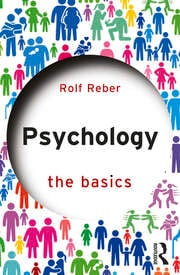 Psychology : The Basics - 1st Edition book cover