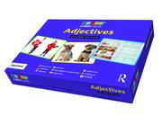 Adjectives: Colorcards - 2nd Edition book cover