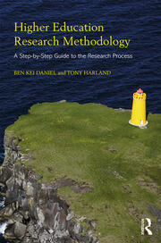 Higher Education Research Methodology : A Step-by-Step Guide to the Research Process - 1st Edition book cover