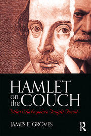 Hamlet on the Couch - 1st Edition book cover