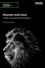 Humans and Lions - 1st Edition book cover