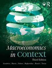 Macroeconomics in Context - 3rd Edition book cover