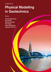 Physical Modelling in Geotechnics: Proceedings of the 9th International Conference on Physical Modelling in Geotechnics (ICPMG 2018), July 17-20, 2018, London, United Kingdom