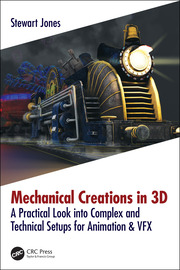 Mechanical Creations in 3D - 1st Edition book cover
