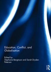 Education, Conflict, and Globalisation - 1st Edition book cover