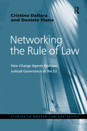 Networking the Rule of Law: How Change Agents Reshape Judicial Governance in the EU