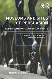 Museums and Sites of Persuasion - 1st Edition book cover
