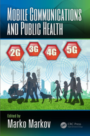 Mobile Communications and Public Health - 1st Edition book cover