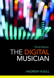 The Digital Musician - 3rd Edition book cover