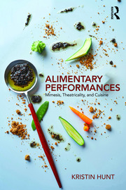 Alimentary Performances - 1st Edition book cover