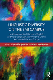 Linguistic Diversity on the EMI Campus - 1st Edition book cover