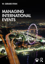 Managing International Events - 1st Edition book cover