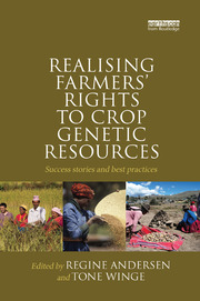 Realising Farmers' Rights to Crop Genetic Resources - 1st Edition book cover
