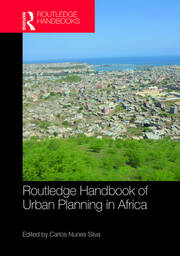 Routledge Handbook of Urban Planning in Africa - 1st Edition book cover