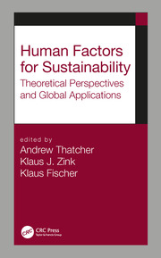 Human Factors for Sustainability - 1st Edition book cover