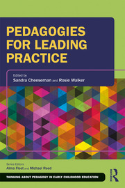 Pedagogies for Leading Practice - 1st Edition book cover
