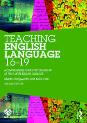 Teaching English Language 16-19 - 2nd Edition book cover