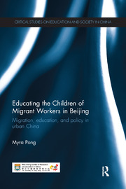 Educating the Children of Migrant Workers in Beijing - 1st Edition book cover