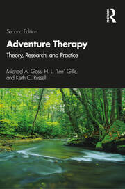 Adventure Therapy -  2nd Edition book cover