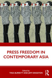 Press Freedom in Contemporary Asia - 1st Edition book cover