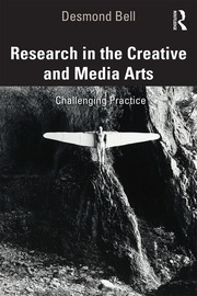 Research in the Creative and Media Arts - 1st Edition book cover