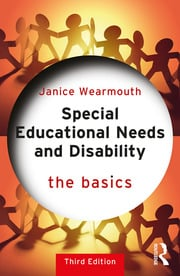 Special Educational Needs and Disability: The Basics - 3rd Edition book cover
