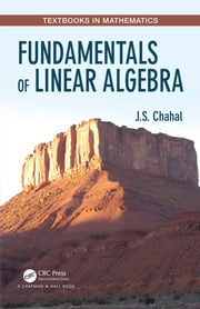 Fundamentals of Linear Algebra - 1st Edition book cover