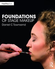 Foundations of Stage Makeup - 1st Edition book cover