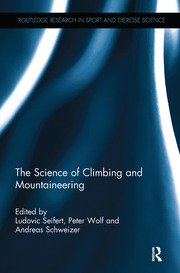 The Science of Climbing and Mountaineering - 1st Edition book cover