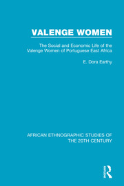 Valenge Women - 1st Edition book cover