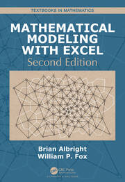 Mathematical Modeling with Excel - 2nd Edition book cover