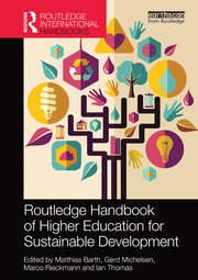 Routledge Handbook of Higher Education for Sustainable Development - 1st Edition book cover